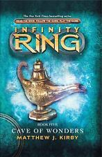 Infinity Ring Book 5: Cave of Wonders-ExLibrary