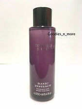 New Victoria's Secret BASIC INSTINCT Fragrance Body Mist 8.4 oz