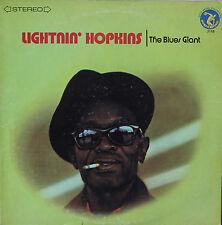 """Vinyle 33T Lightnin' Hopkins """"The blues giant"""""""