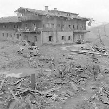 WW2 Photo WWII  Hitlers Berghof Berchtesgaden Austria May 4 1945 / 8016