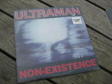 "ULTRAMAN ""Non-Existence"" NEW/SEALED ORGL 1990 COLOR VINYL PUNK LP w/STICKER"