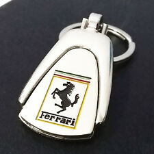 New Car Key Chain creative gift keychain alloy metal key chain For ferrari