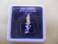 DAVID BOWIE ZIGGY STARDUST THE MOTION PICTURE  ALBUM COVER    BADGE PIN