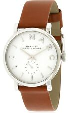 Marc by Marc Jacobs Baker Tan Leather Ladies Watch MBM1265