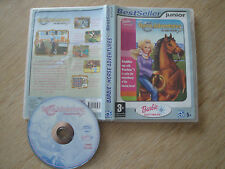 Caballo De Barbie Aventuras-El Misterio RANCHO PC CD (BEST SELLER)