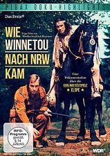 Wie Winnetou nach NRW kam * DVD Karl May Festspiele Elspe Pidax Doku Neu Ovp