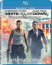White House Down (Blu-ray/DVD, 2013, 2-Disc Set)