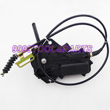 Excavator Engine Stop Motor 2523-9016 for Doosan Daewoo S220LC-V DH220-5 DH220-7