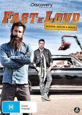 Fast N' Loud - Beards, Builds & Beers (DVD, 2014, 2-Disc Set)