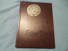 Yearbook Villa Duchesne Convent Sacred Heart Oak Hill St Louis Entre Nous 1986