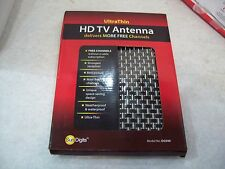 Sun Digits Ultra Thin HD TV Antenna, Delivers More Free Channels DG500