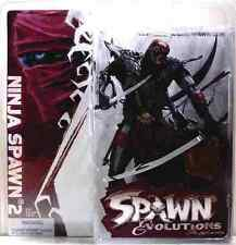 McFarlane Toys Spawn Evolutions Series 29 Ninja Spawn 2 Figure 2006 New a