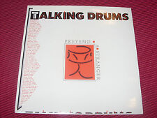 "Talking Drums:  Pretend a stranger  orig   7""   NM UNPLAYED EX SHOP"