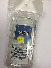 BlackBerry 8100 Pearl Crystal Hard Case - Clear CPC5804. Brand New in packaging.