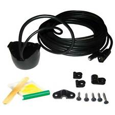 Humminbird XP-9-20-T Shoot Through In-Hull Puck Transducer with Temperature