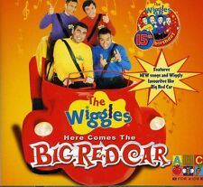 The Wiggles - Here Comes the Big Red Car [New CD] Australia - Import