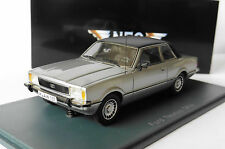 FORD TAUNUS TC2 2.3 GHIA SILVER 1976 NEO 45137 1/43 SILBER 2 DOORS COUPE GRIS