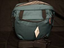 30% OFF! NEW PACSAFE CAMSAFE LX10 ANTI-THEFT CAMERA SHOULDER BAG. TEAL (UNIQUE).