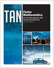 Finite Mathematics for the Managerial, Life, and Social Sciences, 10th Edition,