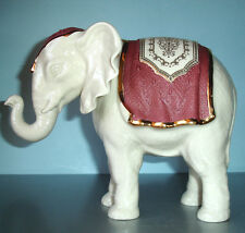 Lenox First Blessing Nativity ELEPHANT Holiday Sculpture Hand Painted New