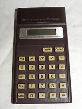 TASCHENRECHNER TEXAS INSTRUMENTS TI-1020  Calculator   (0813)