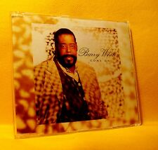 MAXI Single CD Barry White Come On 4 TR 1994 Soul, Downtempo, Tribal House