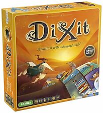 Dixit Board Game - Family Game - Age 8+ 3 to 6 players - Storytelling fun