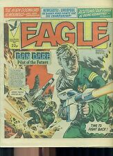 EAGLE weekly British comic book November 19 1983 VG+