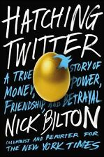 Hatching Twitter: A True Story of Money-ExLibrary