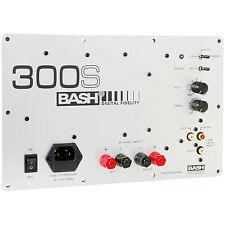 Bash 300S 300W Digital Subwoofer Amplifier