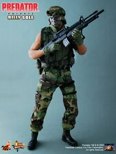 HOT TOYS 1/6 PREDATOR MMS73 PRIVATE BILLY SOLE MOVIE MASTERPIECE ACTION FIGURE S