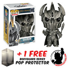 FUNKO POP VINYL LORD OF THE RINGS SAURON VINYL FIGURE WITH FREE POP PROTECTOR