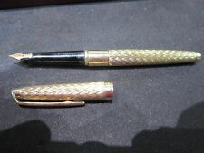 Tiffany & Co. Vintage 14K Gold Fountain Pen