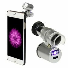 60X Zoom Phone Microscope Lens Telescope Camera with Case For iPhone 5 5S