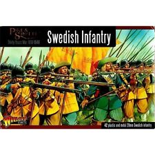Warlord Games - Pike & Shotte - Swedish infantry - 28mm