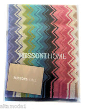MISSONI HOME BRANDED RALPH 100 HAND TOWEL INDIVIDUAL PACKAGE 100% COTTON VELOUR