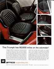 1966 TRIUMPH  ~  CLASSIC ORIGINAL AMCO PRINT AD