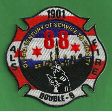 CHICAGO FIRE DEPARTMENT ENGINE COMPANY 88 PATCH