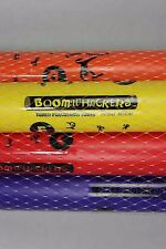 New Set of 8 Boom Whackers Musical Instruments C Major Diatonic Scale Drum Tubes