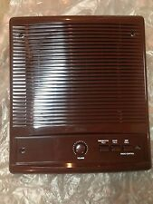"Nutone IS-338D Indoor 8"" Intercom Speaker Walnut ISA338 IM3303 IMA3303 IS308"
