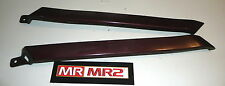 Toyota MR2 MK2 Front Bumper Wing Rub Strips - Mr MR2 Used Parts 1989-1999