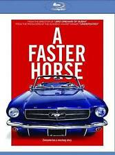 A Faster Horse (BluRay MOVIE)  BRAND NEW