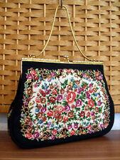 PETIT POINT Tasche größer,Lupenstickerei,Gobelin,Needlework,Embroidery Magnifier