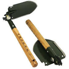 Chinese Military Shovel Universal Multi-function Folding Outdoors Camping Shovel