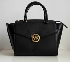 MICHAEL KORS Damen Tasche SATCHEL BAG LG  HUDSON black