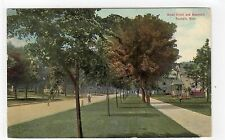 BROAD STREET, MANKATO: Minnesota USA postcard (C5010).