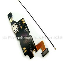 Connector Charger Port Flex Cable Ribbon Samsung Galaxy Note i9220 N7000 b147+02