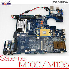 MOTHERBOARD NOTEBOOK TOSHIBA SATELLITE M100 M105 K000038660 MAINBOARD NEW 029