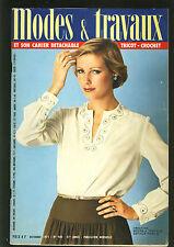 Modes Et Travaux N°900 Du 01-11-1975