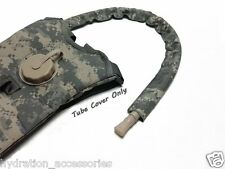 Hydration Tube Cover, Camelbak Antidote Chest carrier Water Bladder Sleeve ..ACU